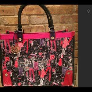 Henri Bendel New York City Girls Handbag